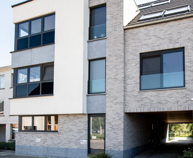 5 Nieuwbouw appartementen
