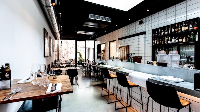 Totaalverbouwing restaurant en keuken