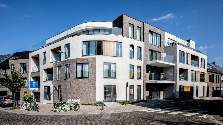 19 appartementen na ruwbouwfase